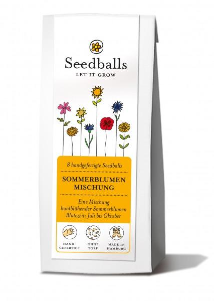 Seedballs Sommerblumenmischung (8 Stk.)