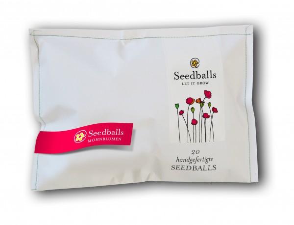 Seedballs Klatschmohn (20 Stk.)