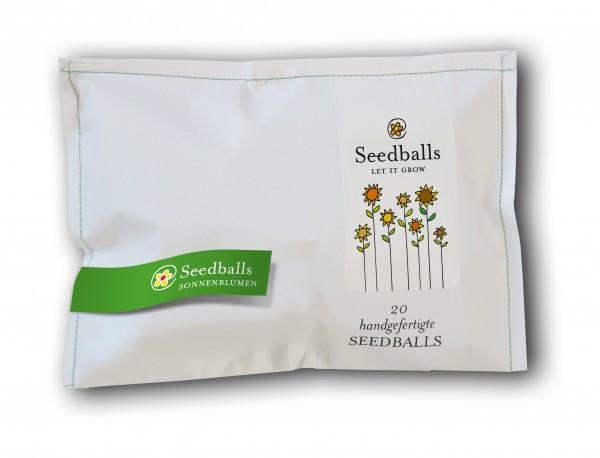 Seedballs Sonnenblumenmischung (20 Stk.)