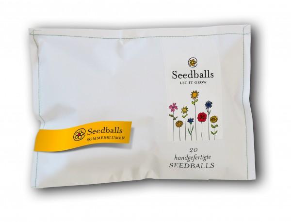 Seedballs Sommerblumenmischung (20 Stk.)