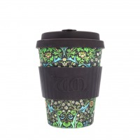 "Ecoffee Cup ""Blackthorn"" William Morris, 340ml (12oz)"