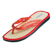 "Zimt-Slipper Nawemo ""Red-Style"""