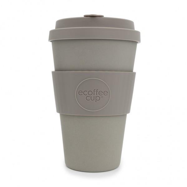 """Ecoffee Cup """"Molto Grigio"""", 400ml (14oz)"""