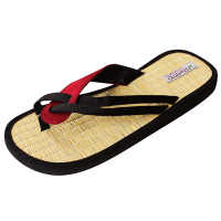 "Zimt-Slipper Nawemo ""Banded red"""