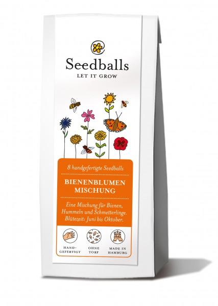 Seedballs Bienenblumenmischung (8 Stk.)