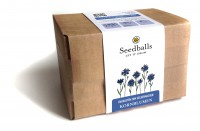 Seedballs Baukasten Kornblumen