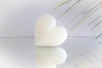 Nawemo Konjac Schwamm Herzform alle Hauttypen