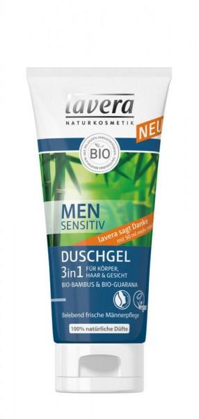 Men Sensitiv Duschgel 3In1
