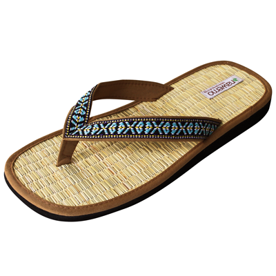 "Zimt-Slipper Nawemo ""Wild West"""