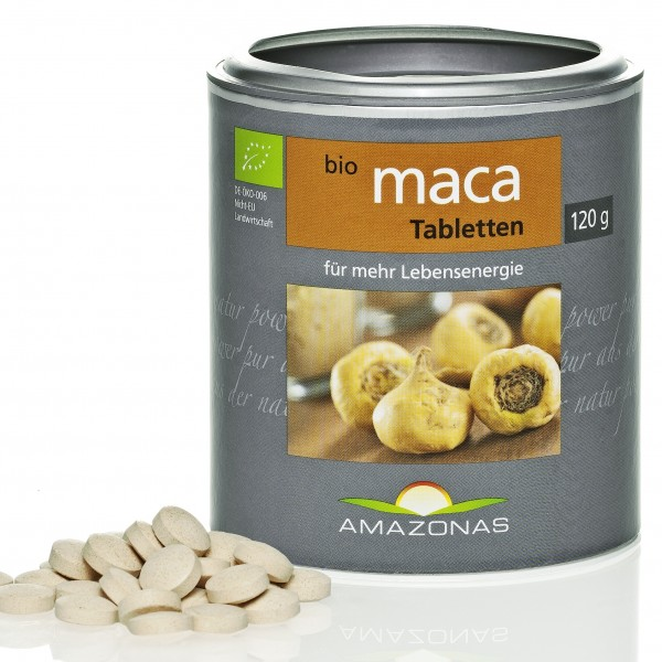 BIO Maca Tabletten