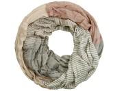 """Loop-Schal """"Yvi"""", beige-grau, 180cmx100cm"""