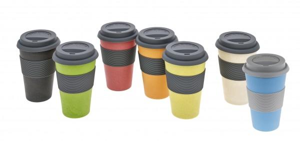 kaffeebecher bambus to go gelb 13 cm weihnachtsmarkt nawemo. Black Bedroom Furniture Sets. Home Design Ideas