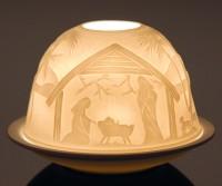 """Dome-Lights """"Jesu Geburt Bethlehem"""""""