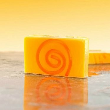 "Aroma Duftseife - ""Orange-Patchouli"", 80g"