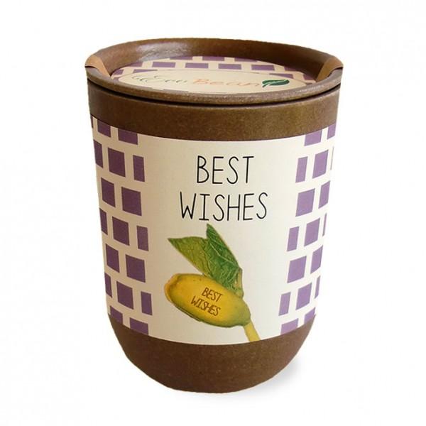 """Ecobean """"Best Wishes"""""""