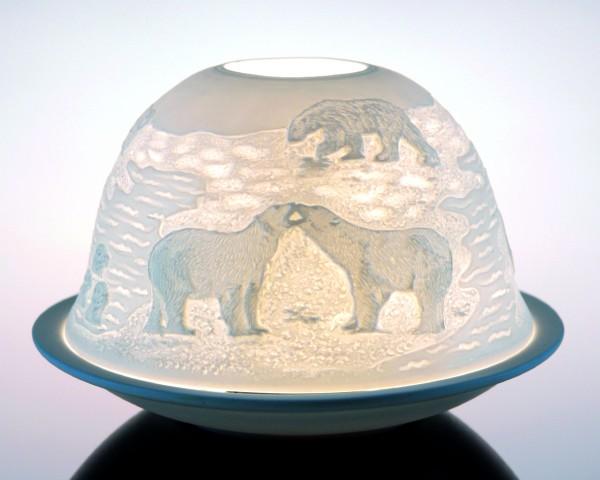 """Dome-Lights """"Arktis"""", weiß"""