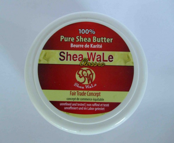 "Fair-Trade Sheabutter ""Classic"", 200ml"
