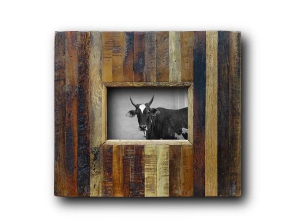 "Fundholz Recycling Bilderrahmen ""Triniburn 1015"", 36 x 22 cm"