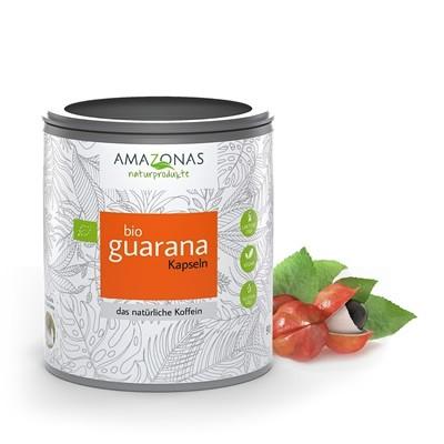 BIO Guarana Kapseln 90 g