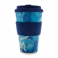 "Ecoffee Cup ""Acanthus"" William Morris, 400ml (14oz)"