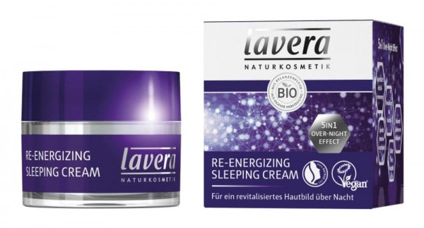 Re-Energizing Sleeping Cream