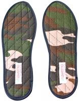 """Zimtsohlen Nawemo """"Camouflage"""" - 5er Pack"""